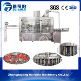 Máquina de embotellado líquida automática de la bebida