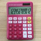 Calculatrice électronique à énergie numérique à 12 chiffres (CA1222)