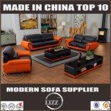 Sofá popular do lazer com melhor qualidade para o projeto Lz1688 da sala de visitas