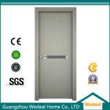 Intérieur de haute qualité WPC porte bois composite porte composite