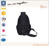 새로운 간단한 남자 어깨에 매는 가방 기능적인 책가방 부대