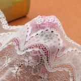 Großhandelsnetzkabel-Spitze-Spitze-Gewebe für Hochzeits-Kleid