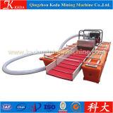 中国の製造者の携帯用小型川の金の浚渫船