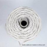 Cuerda ignífuga de papel inorgánica para el cable (8)