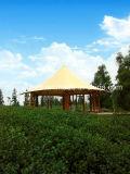 Im Freienlager-Safari-Zelt-feuerbeständiges Zelt-Hotel
