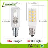 Luz de bulbo do milho do diodo emissor de luz do poder superior E14 G4 G9 Epistar SMD