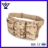 Bolso de ciclo al aire libre impermeable de la cintura de los deportes del camuflaje que sube táctico militar (SYSG-1849)