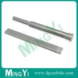 Aminumunの合金の注入器Pinの炭化タングステンの特別な部品