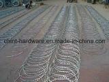 かみそりの鉄ワイヤーアコーディオン式ワイヤー有刺鉄線