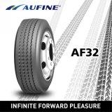 Todo o pneumático radial de aço do caminhão, pneumático sem câmara de ar 13r22.5 feito de China