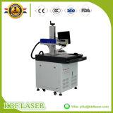 Marcador láser de fibra de Metales de placa de características Medallas del Grabado