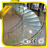 Vidrio laminado de la seguridad para las escaleras