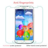protecteur d'écran en verre Tempered de 9h 2.5D pour Samung S4