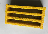 Прямоугольная решетка сетки Grating/FRP GRP/отлитая в форму стеклотканью решетка