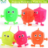 Iluminar Soft Plastic Spike Sponge Ball Educational Toy