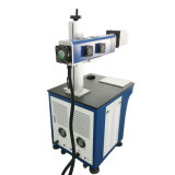 Macchina della marcatura dell'indicatore del laser del CO2 per il metalloide di Woden
