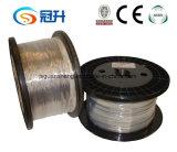 Alambre trenzado Ni80cr20 de la calefacción del nicrom para la pista de calefacción de cerámica para Pwht