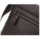 Echtes Leder-Schulter iPad Beutel des Form-Mannes (RS-GR0022)