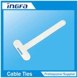 Étiquettes de cravate en acier inoxydable de 9,5 x 88,9 mm pour le marquage