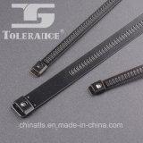 Пластичный Coated тип связи трапа металла кабеля