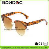 Óculos de sol da venda por atacado da forma dos óculos de sol do metal (JS-C039)