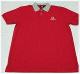 工場カスタム方法綿の人のTシャツ