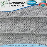 Tessuto a spugna Francese a buon mercato lavorato a maglia dello Spandex del cotone