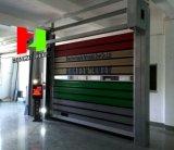 Perfil de alumínio da porta do obturador do rolo de porta da garagem (Hz-FC063)
