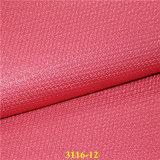 Großhandelsmasse PU-Schuh-Oberleder-Leder mit Qualität
