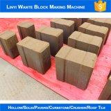 Tijolo/bloco da argila do bloqueio da capacidade elevada que faz a máquina África do Sul