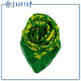 Verschiedener Druck-Seide-Schal der Art-Farben-Frauen-100%
