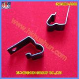 Grampos de mola das metralha do metal da precisão para o suporte da lâmpada (HS-LC-018)