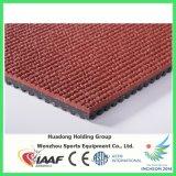Резиновый идущее изготовление следа, полуфабрикат синтетический атлетический след для 400 стандартного метров поля спортов