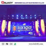 La publicidad al aire libre de interior ultraligera del alquiler del RGB fijada instala la pantalla de visualización video del panel del LED para el uso de la etapa