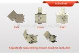 Промышленная стена подогревателя/установленный потолком ультракрасный излучающий подогреватель для используемых напольного/крытого