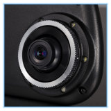1080P verdoppeln Kamera des Objektiv-Auto-DVR mit 6 LED-Lichtern