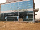 Constructor del almacén de la estructura de acero para su inversión con bajo costo y alta vuelta