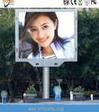 Panneau de publicité polychrome extérieur de P5 SMD DEL