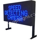 풀 컬러 변하기 쉬운 통신 통화량 LED 도로 표지 널