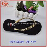 女性のための女性の方法エヴァの双安定回路耐久PVCスリッパ