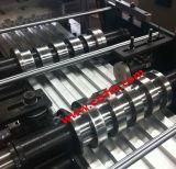 Máquina de fabricación de placas de acero de azotea del panel del coche de las losas