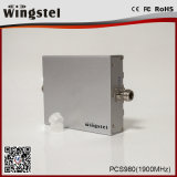 repetidor de la señal del teléfono de 1900MHz 3G 4G con cobertura grande