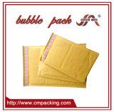 Bolso de burbuja de papel personalizado para embalaje y entrega