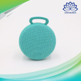 Wireless Portable Cloth Fabric Round Bluetooth Mini Speaker