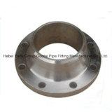 合金鋼鉄溶接首のフランジ