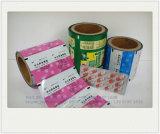 Película laminada para el empaquetado farmacéutico