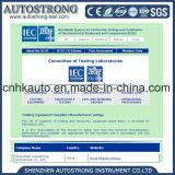aparato de la presión de la bola 20n de IEC 61032
