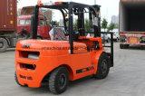 China-kleiner hydraulischer 5ton Dieselgabelstapler mit chinesisches Xichai4110 und 2 Stadiums-breitem Ansicht-Mast