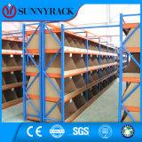 Shelving de aço de Longspan do armazenamento do armazém de Q235B
