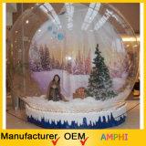 صنع وفقا لطلب الزّبون قابل للنفخ عيد ميلاد المسيح ثلج كرة, [بوونسر] كرة